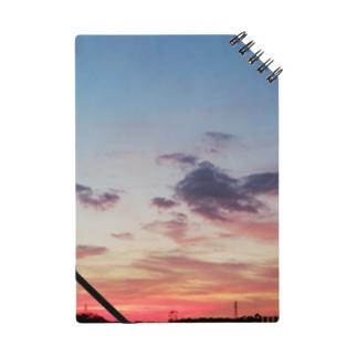 夕焼け雲 Notes