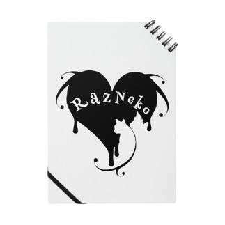 ラズ猫ロゴ Notes