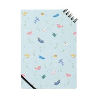 ウミウシ Notes