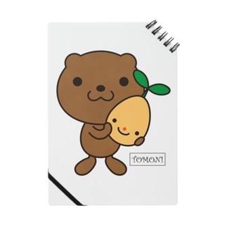 TOMONIくま(カラー) ノート