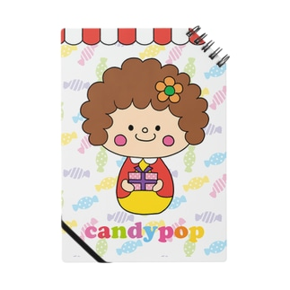 zakkashop candypop のcandyちゃん Notes