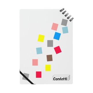 紙吹雪 Notes