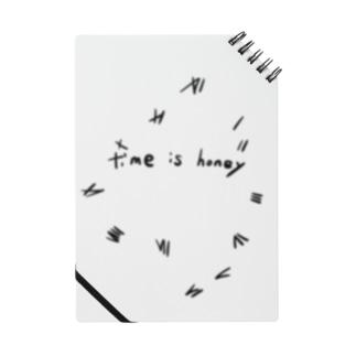 TimeIsHoney-Misty Notes