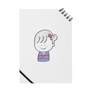 はんなり小町ちゃん Notebook