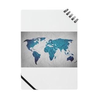 氷と水の世界地図 Notes