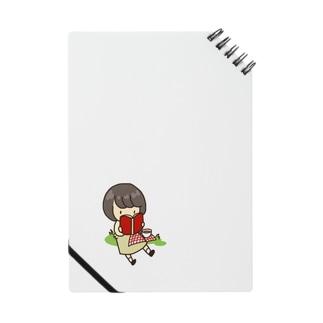 読書のぼぶちゃん Notes