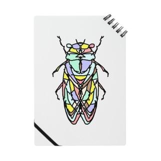 cicada ☆(せみ)collarバージョン Full of vitality (フル オブ バイタリティ) Notes