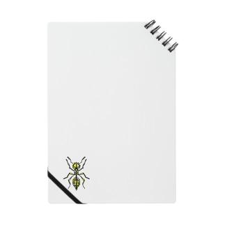 ant☆(あり)カラーバージョン Full of vitality (フル オブ バイタリティ) Notes