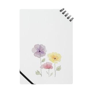 水彩ポピー Notes