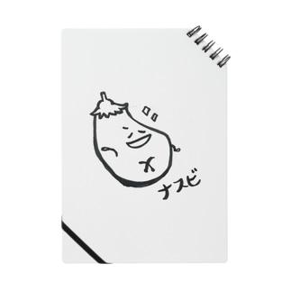 ナスビくん Notes