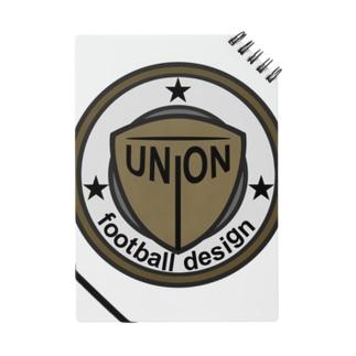 union football design Notes
