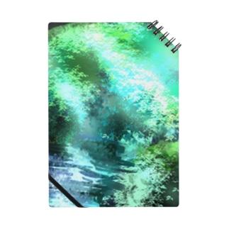 緑の大自然 Notes