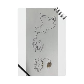 うみのそこ Notes