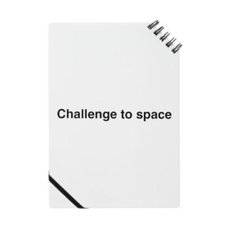 宇宙に挑戦する物 Notes