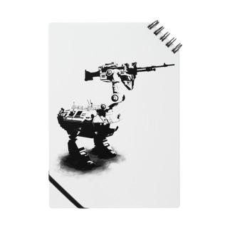 cassowary(ロゴなしモノクロロボットのみ) Notes
