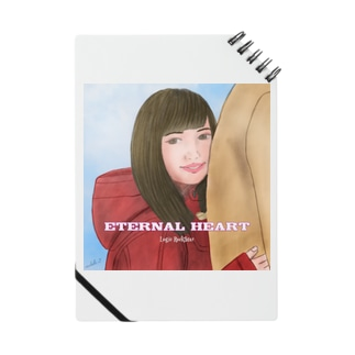 Logic RockStar  illustration Official StoreのETERNAL HEART Notes