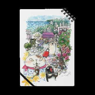 吉沢深雪の猫とペンギンと旅気分 Notes