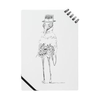 ×ちいさん÷のペストのひと Notes