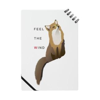 キツネは春の風を感じる Notes