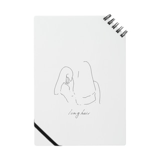 long hair Notes