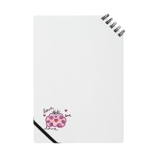 きらきら雲のシャイニークラウディー love Notes