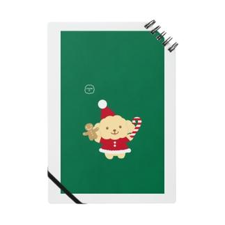 トイプードル【アンジー犬】スマホケース!クリスマスber.! Notes