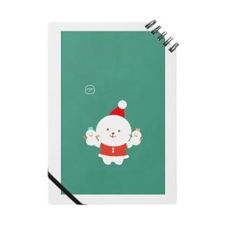 クリスマス【ふぅふぅ犬】ビションフリーゼ!! Notes