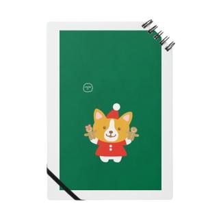クリスマス【みーみ犬】コーギー!! Notes