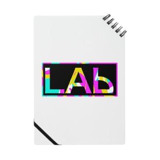 LAbステッカー Notes