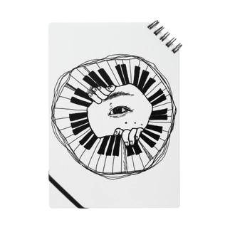 ピアノから覗くわたし Notes