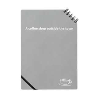 A coffee shop outside the town 2019 Notes