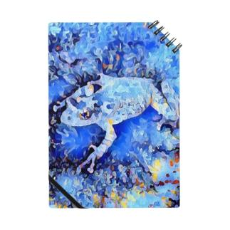 Fantastic Frog -Frozen Version- Notes