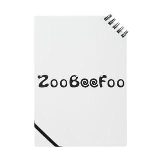 ZooBeeFoo黒ロゴ Notes