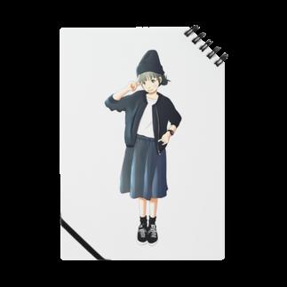 かねじの漆黒少女 Notes