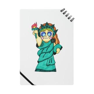 自由な女神 Notes