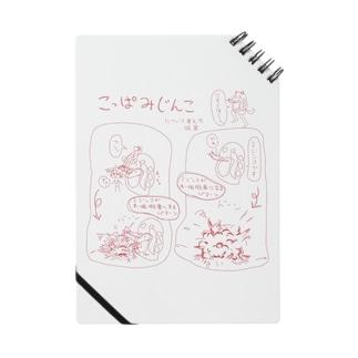 こっぱみじんこ Notes