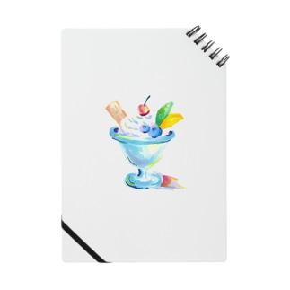 パステルなパフェ~ Notes