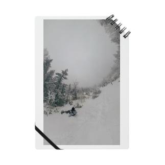 きり鳥 雪まみれ Notes
