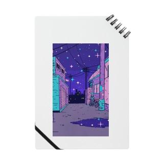 路地裏の夜1227 Notes