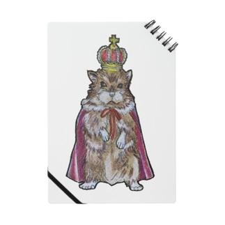 ruca's shopのねずみの王様 Notebook