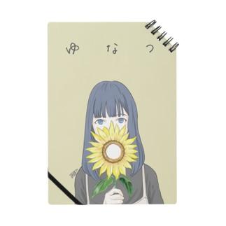 taka.studioの【ゆなつ公式】ゆなつノート Notes