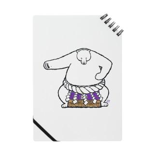 白熊山(雲竜型) ノート