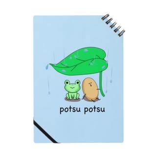 カエルさんと福豆さん Notes