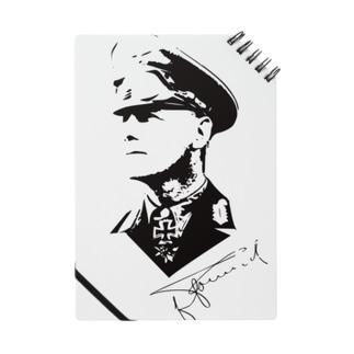ロンメル元帥 Notebook