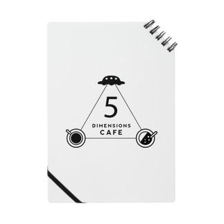 5次元カフェ(D)bk Notes