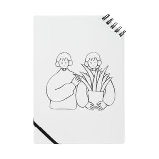 植物を持つ人 Notes