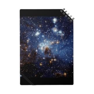 大マゼラン星雲の星形成領域、LH 95 Notes