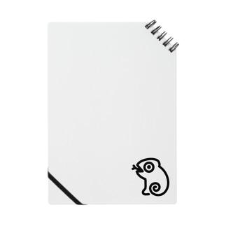どんまいカメレオン Notes