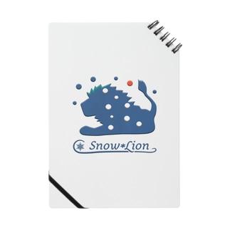 Snow*Lion Notes