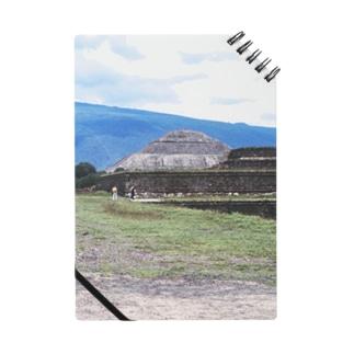 メキシコ:テオティワカン遺跡 Mexico: Teotihuacan Notes